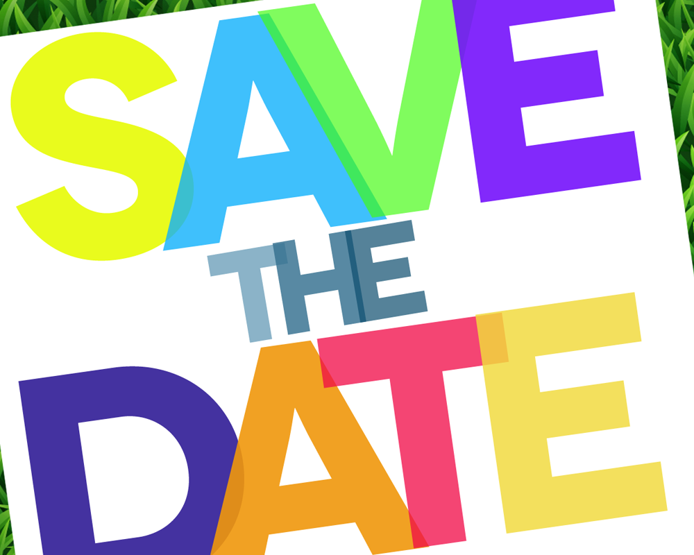 Save the date clipart. For advocacy day jpac