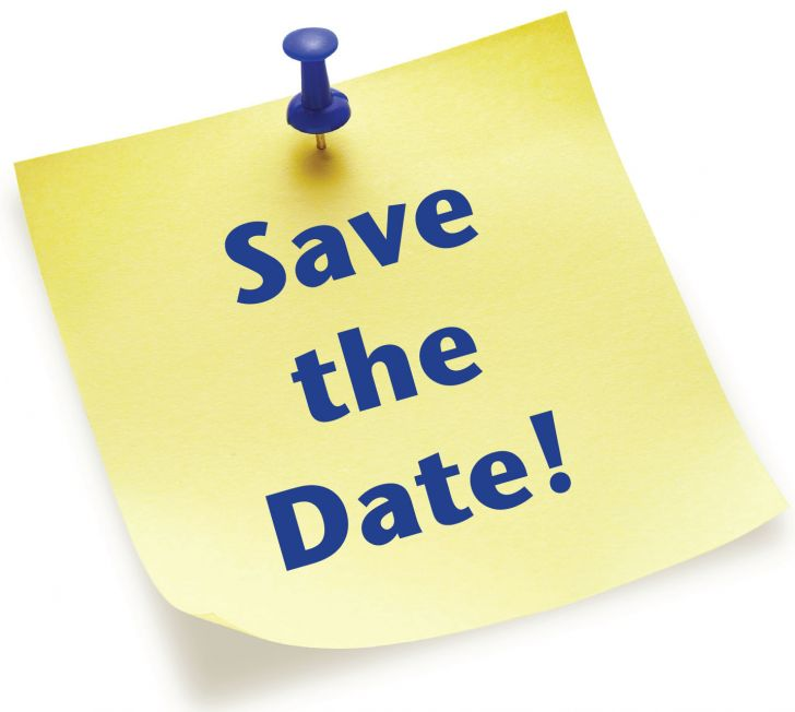 save the date clipart agm