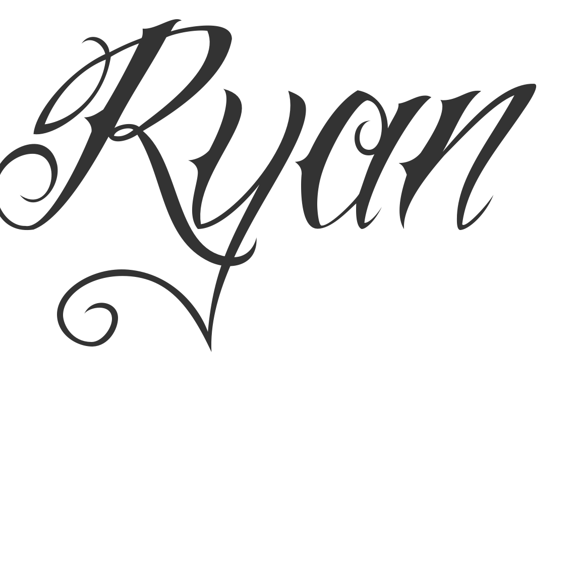 Fonts drawing chicano. Cursive name tattoos ryan