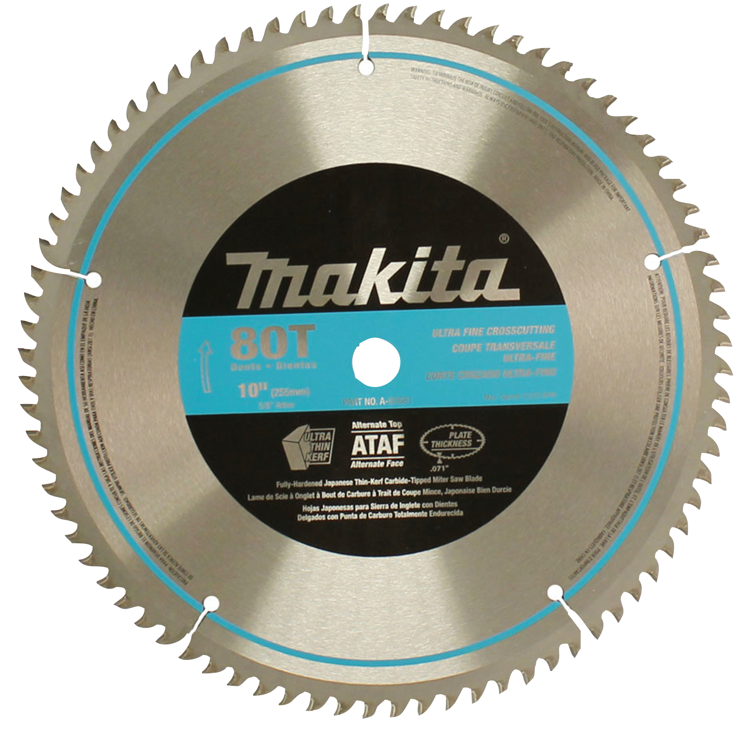 Saw blade png large. Makita usa product details