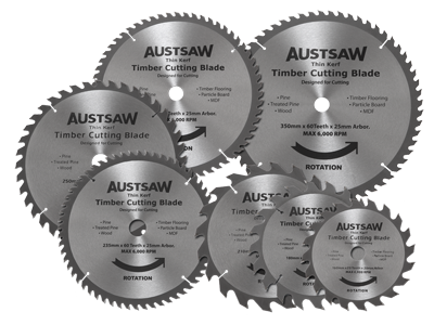 Circular saw blade png. Austsaw thin kerf cutting