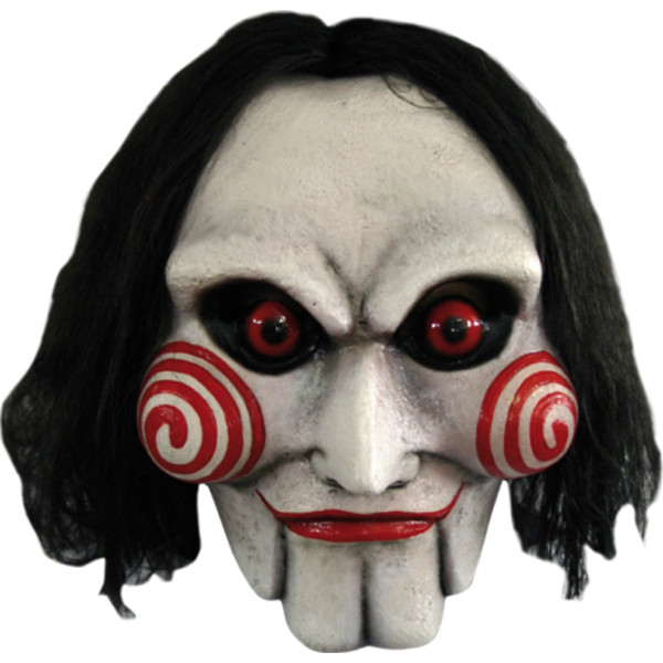 Saw clown png. Mask headgear character horror