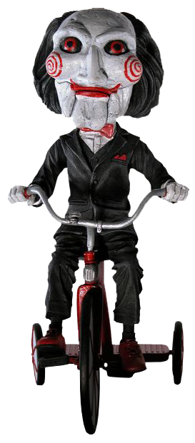 Saw doll png. Billy the puppet on
