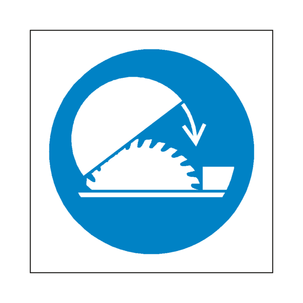 Saw guard png. Use symbol sign safety