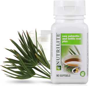 Saw palmetto png. Nutrilite and nettle root