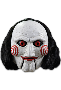 Saw pig mask png. Billy puppet by trick