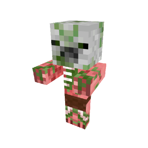 Saw pigman png. Download minecraft zombie hq