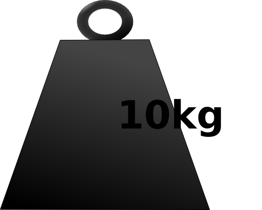 Scale clipart kilogram. Kg weight i