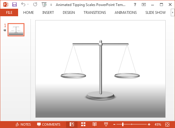 Scale clipart powerpoint. Free animated tipping scales