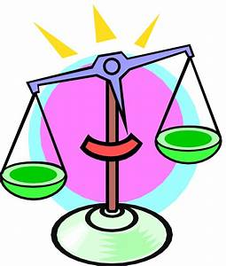 Scale clipart tilted. Scales of justice clip