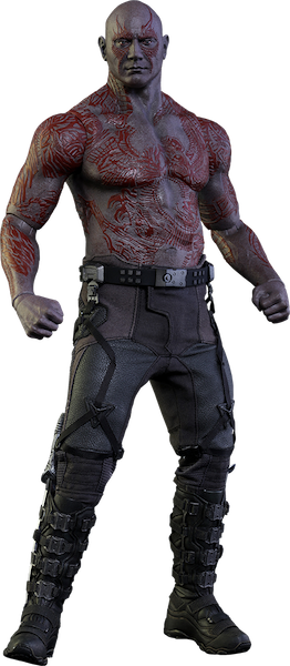 Scale figure png. Gotg drax th by