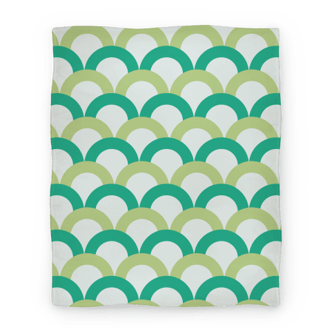 Scale pattern png. Green blanket lookhuman