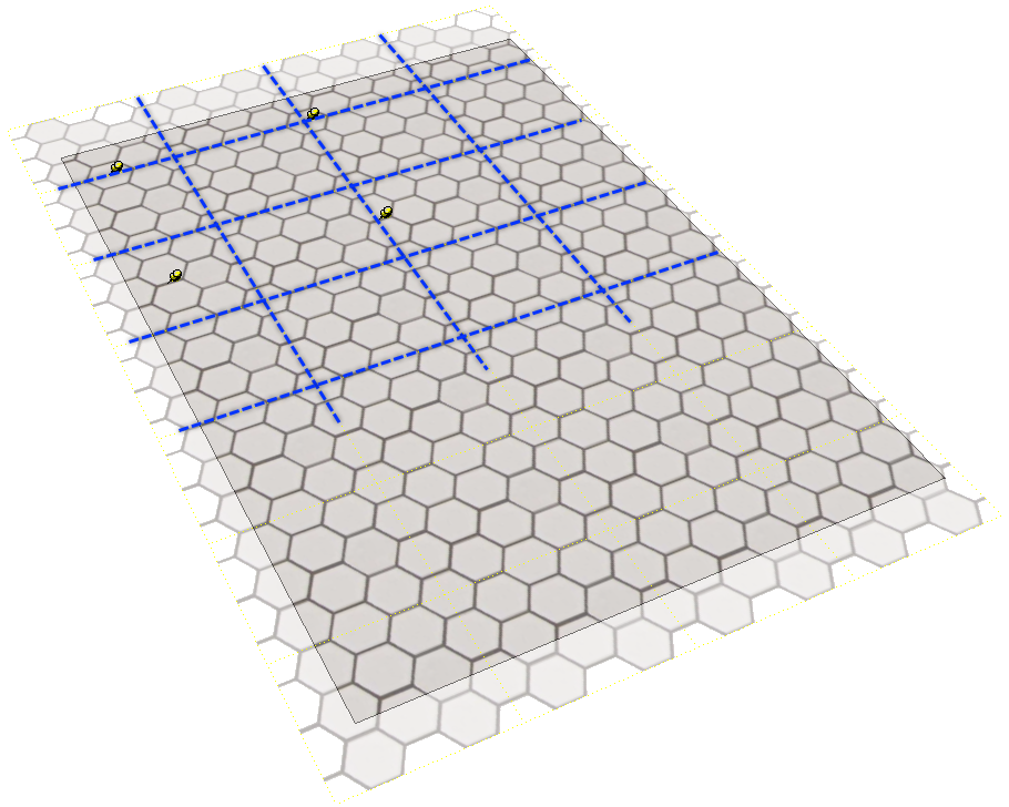 Transparent mapping pattern. A beginning guide for