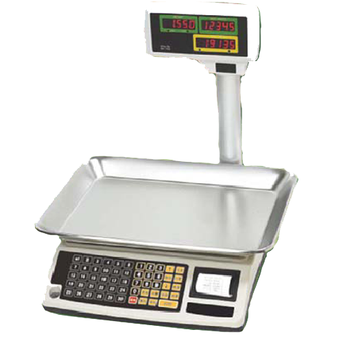 transparent scales weighing scale