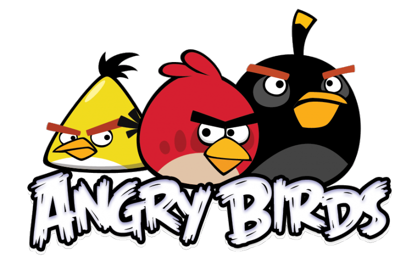 Scandals clip angry. Birds sees half a