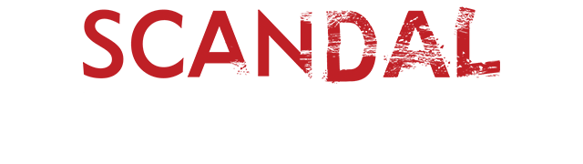 Scandal video clips home. Scandle clip season graphic black and white