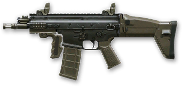 Scar l png. Image basic pdw warface