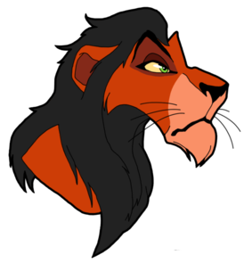 Scar lion king png. Download free pin clipart