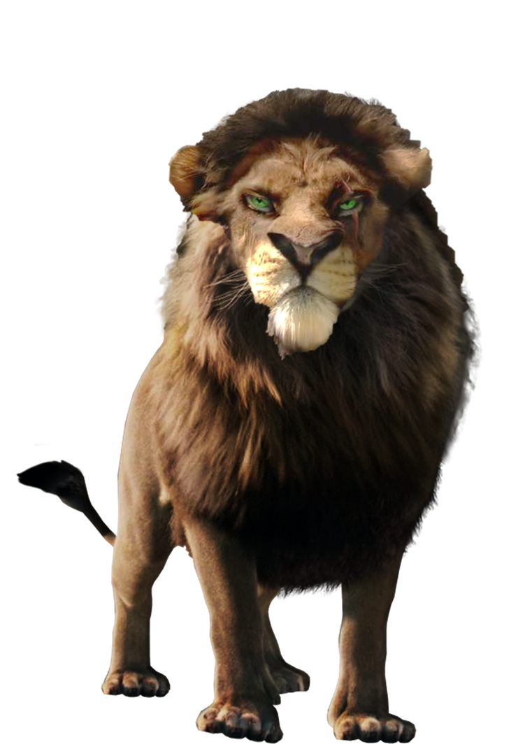 Scar lion king png. The by gasa on