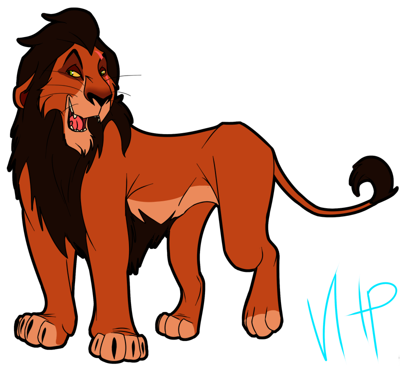 Scar png lion king. The image arts