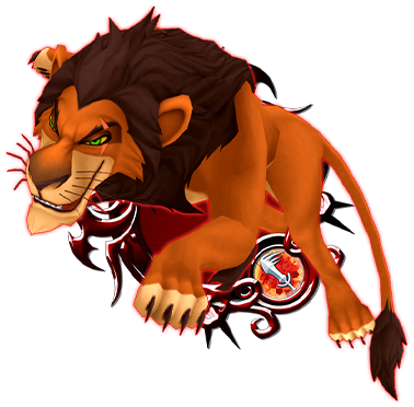 Scar the lion king png. Kingdom hearts unchained wiki