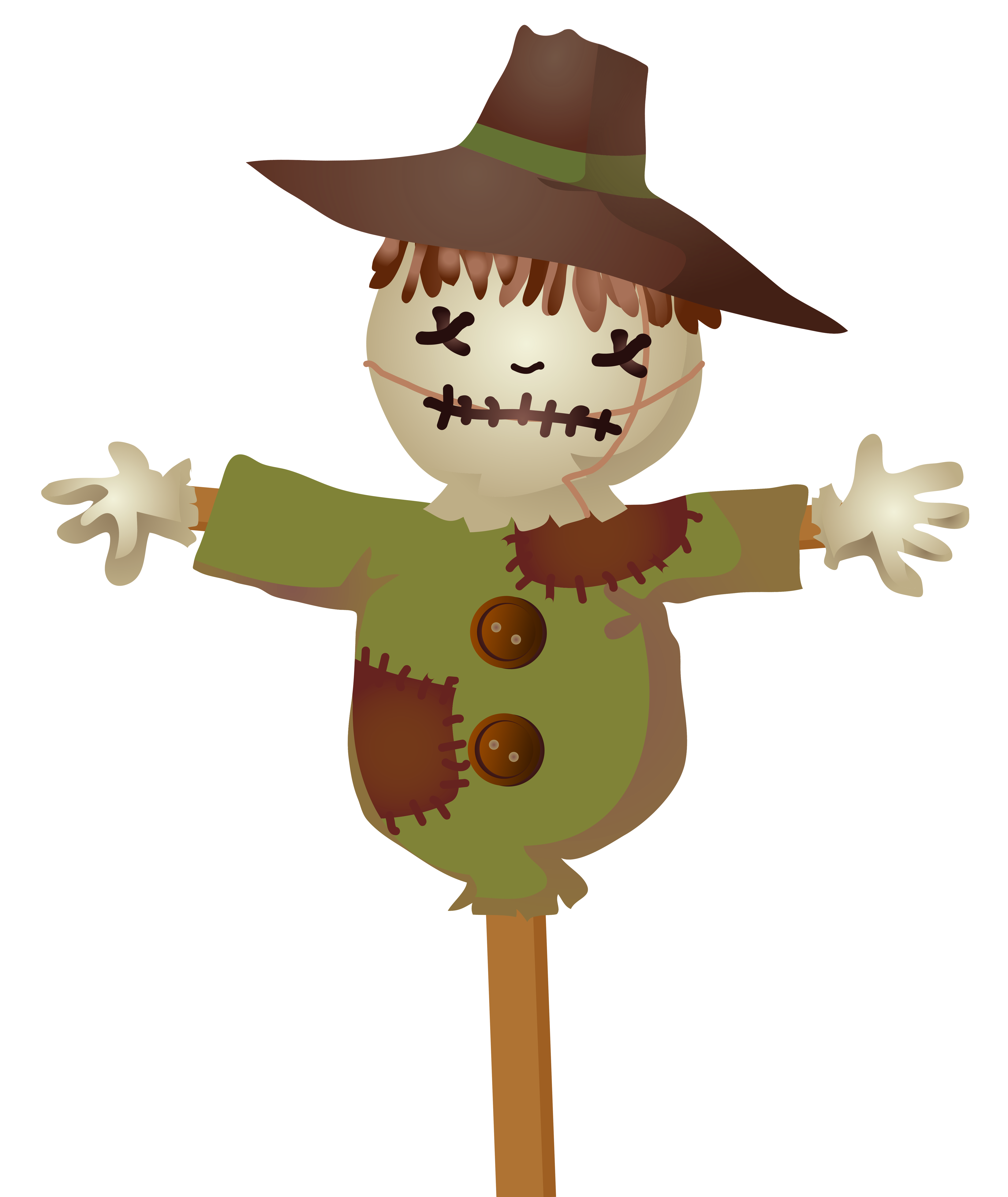 Scare crow png. Scarecrow clip art image