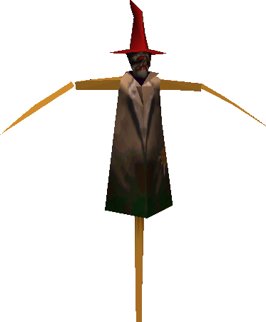 Scare crow png. Image scarecrow gallowmere historia
