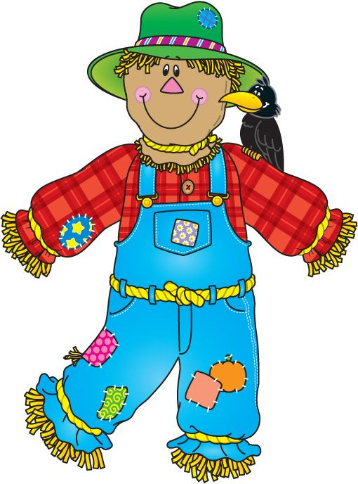 Clip art printable free. Scarecrow clipart png stock
