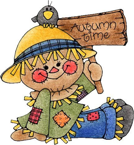 Scarecrow clipart. Image result for scarecrows