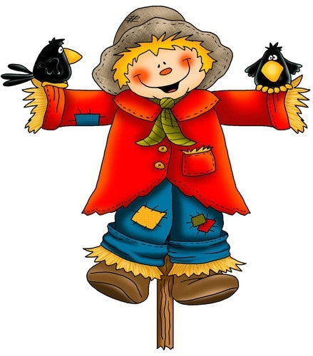 Cute craft get ideas. Scarecrow clipart clip art royalty free stock