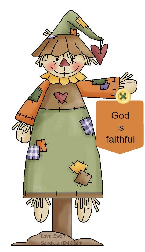 Scarecrow clipart church festival. Best fall clip