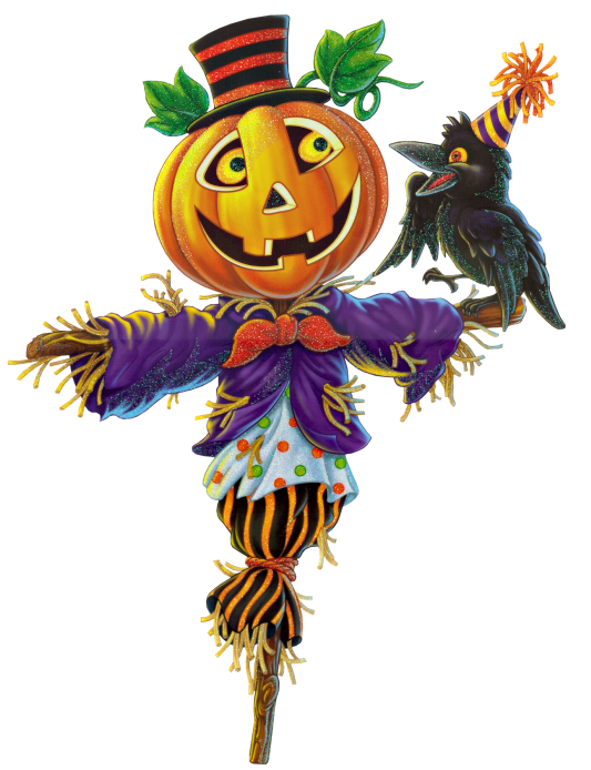 Scarecrow vector kid. Pumpkin png clipart gallery