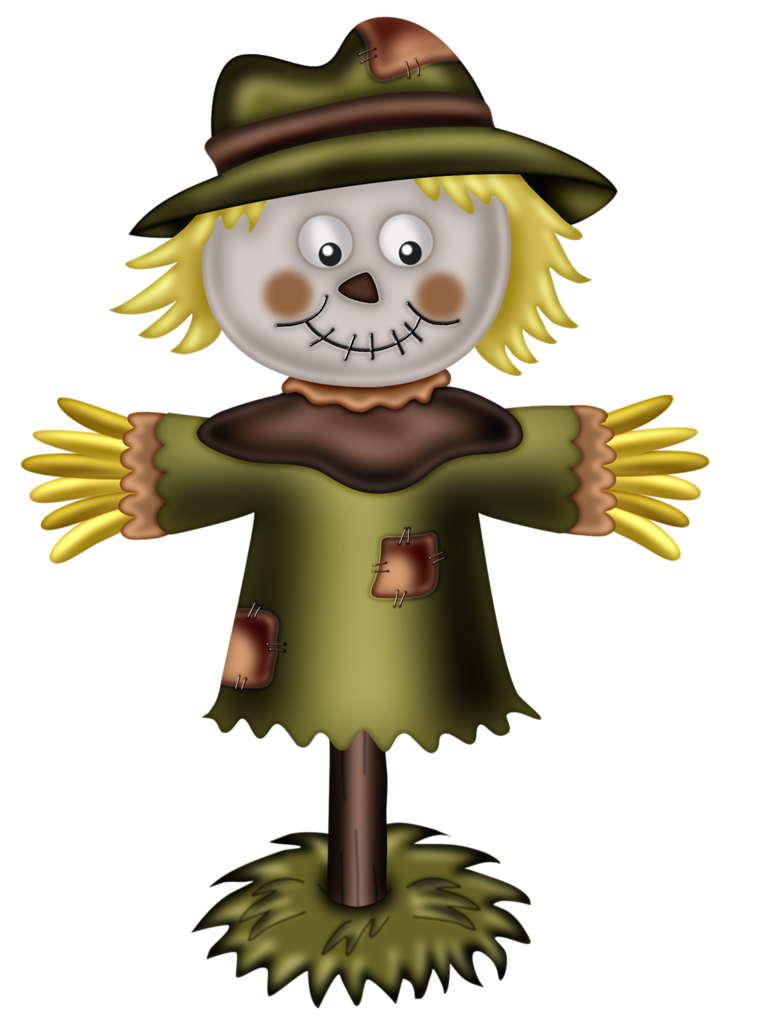 Scarecrow clipart tree. Pps gt png fall