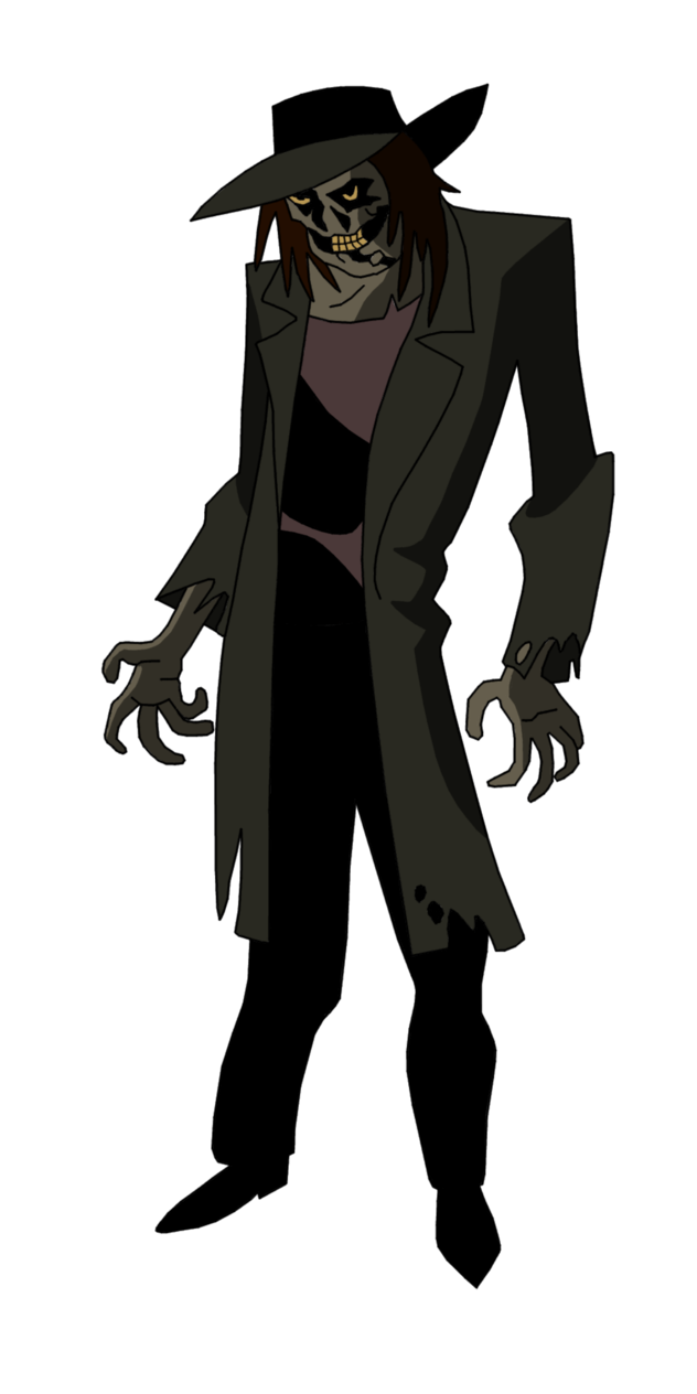 Scarecrow transparent deviantart. Batman tas by therealfb