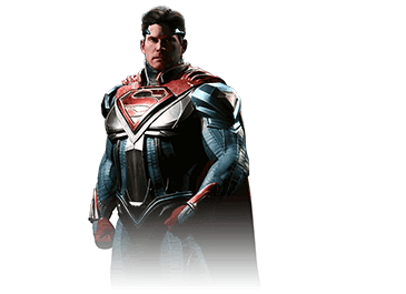 Scarecrow transparent superman. Injustice gear stats moves