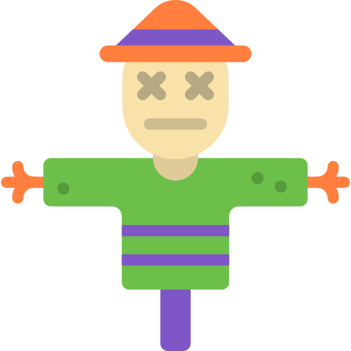 Scarecrow transparent svg. Png icon repo free