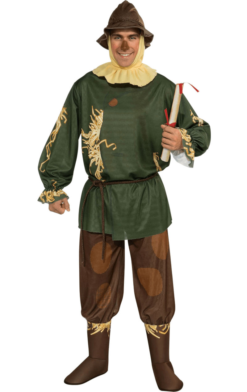 Scarecrow wizard of oz png. Official costume jokers masquerade