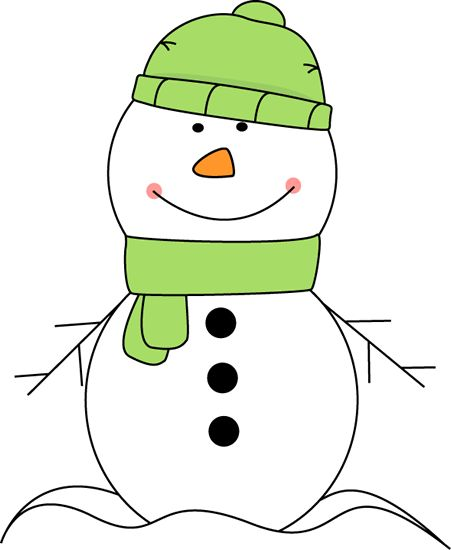 Scarf frosty the snowman
