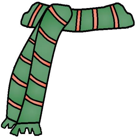 winter scarf png