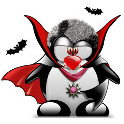 tux icons for. Scariest clip top 15 clip art black and white download