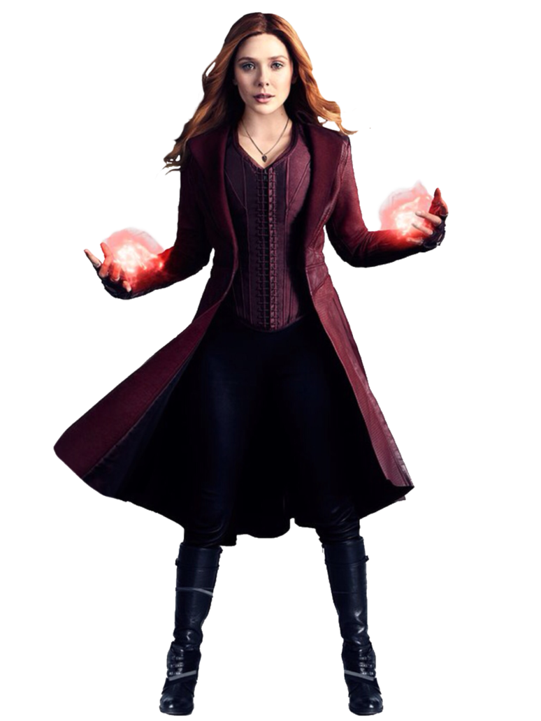 Scarlet witch avengers 2 png. Infinity war