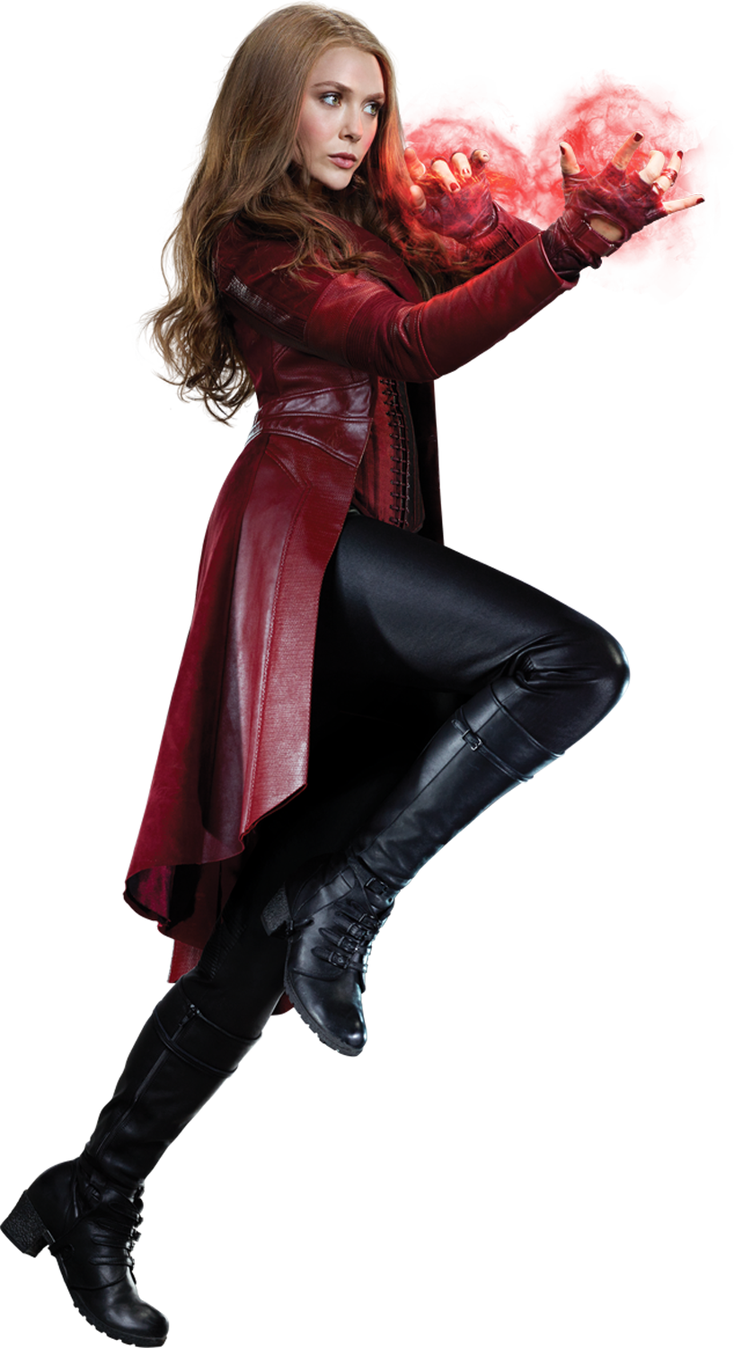 scarlet witch comic png