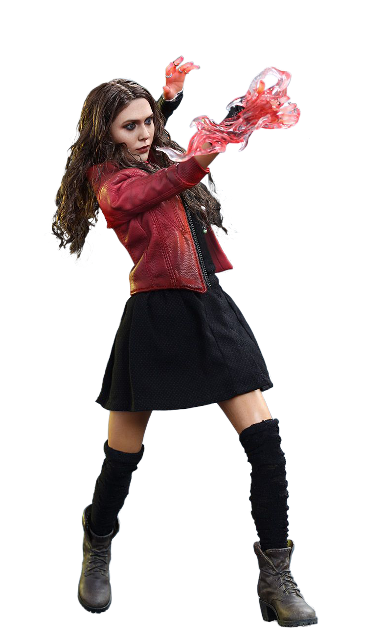 Scarlet witch avengers 2 png. Scarletwitchsixthscalehottoysactionfigure avengersscarletwitchsixthscalehottoysactionfigurepng
