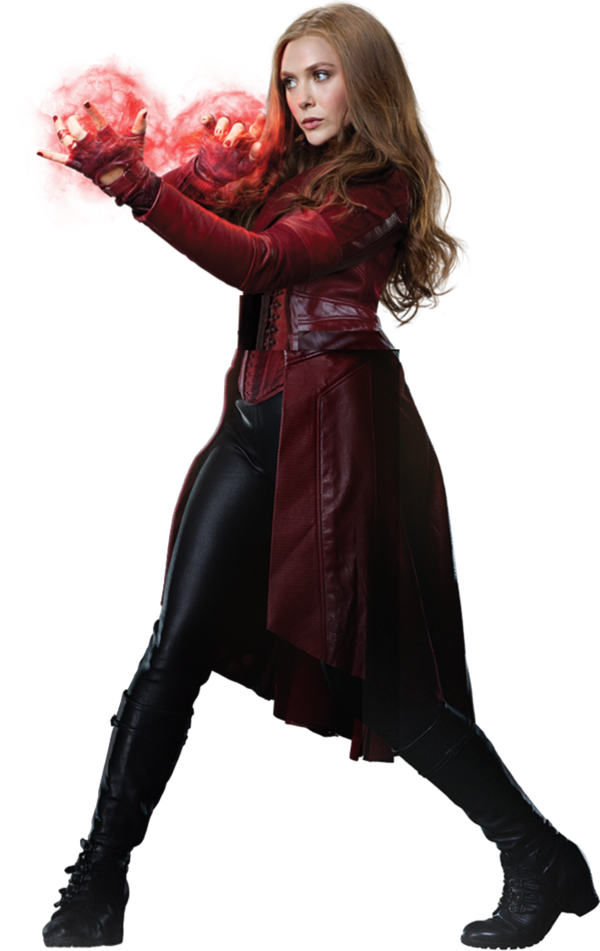 Scarlet witch infinity war png. Civil by captain kingsman