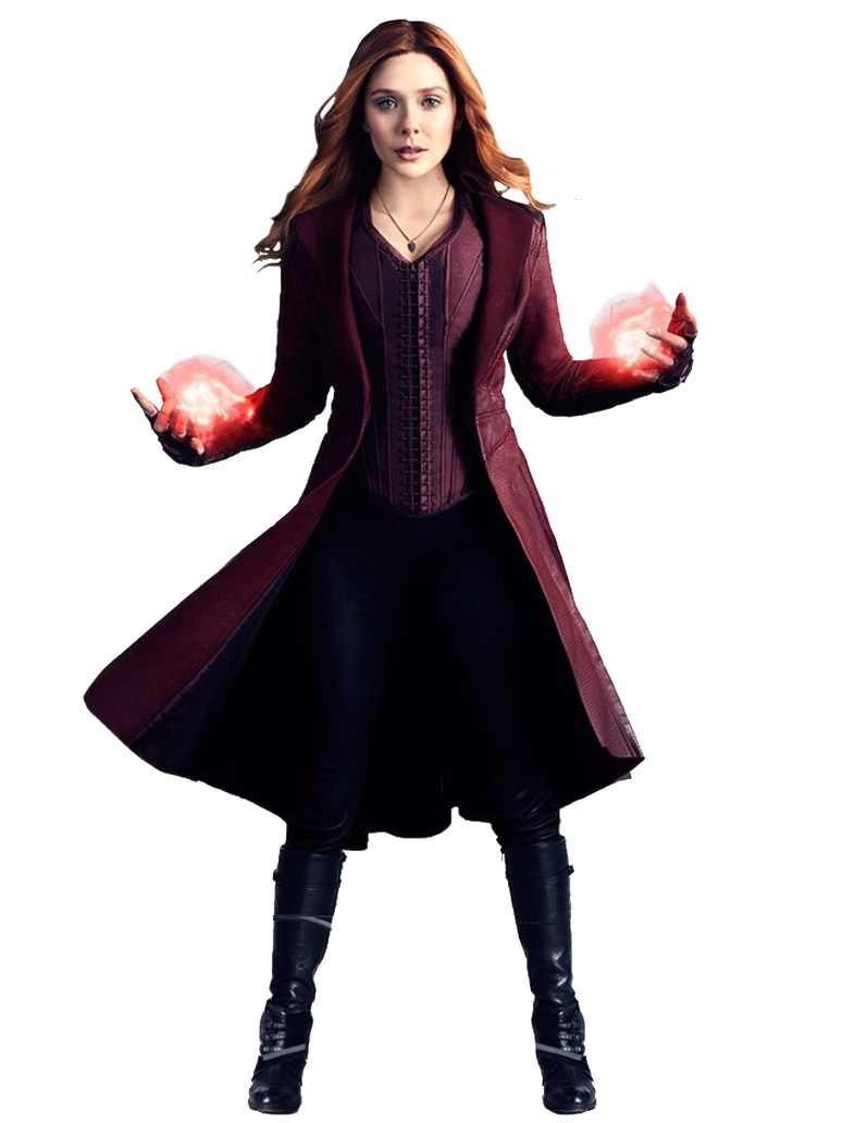 Scarlet witch infinity war png. By stark on deviantart