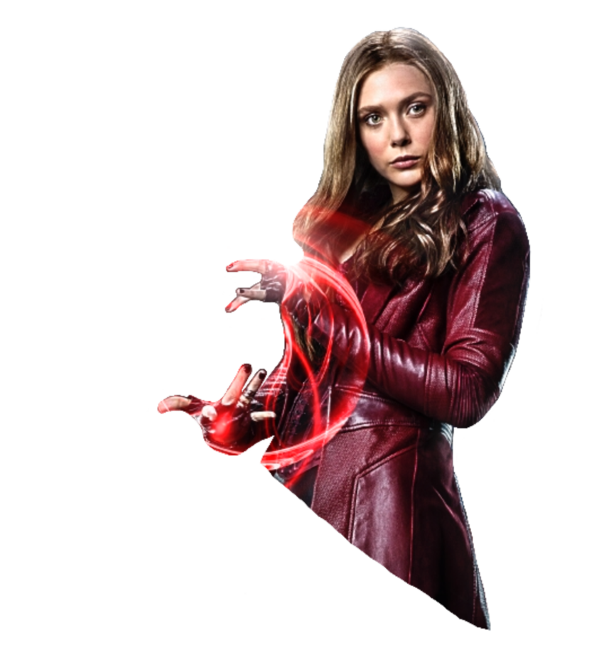 Scarlet witch infinity war png. Civil by sidewinder on