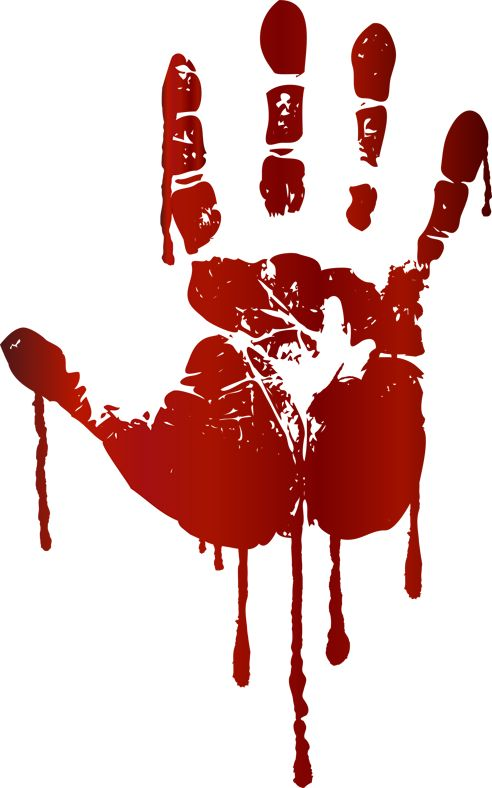 Scary clipart hand. Best brix s