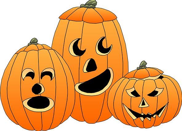 Scary clipart scary pumpkin patch. Free spooky cliparts download