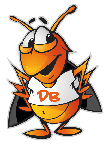 Daftbug dude branding co. Scary clipart t shirt printing freeuse library