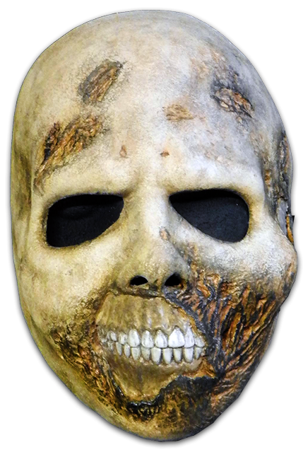 Scary face png. Belinda halloween mask zombie